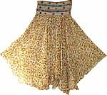 Designer  Stylish Hem Sexy Women`s Skirt