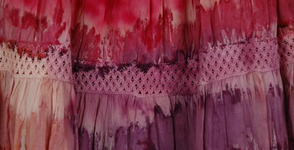 Beverly Tie Dye Classy Skirt