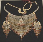 Designer Costume Jewelry Choker Set