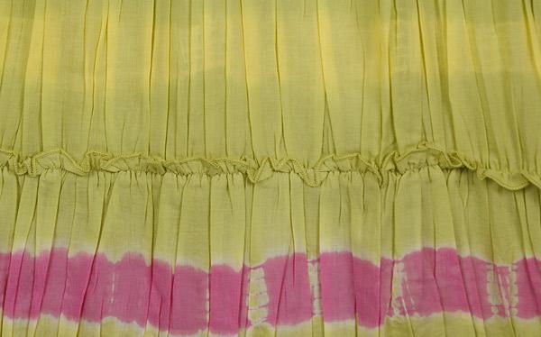 Ensemble Tie Dye Designer Skirt