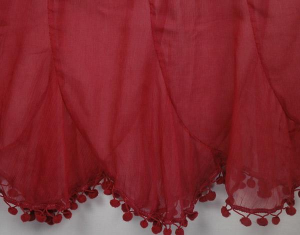 Merlot Fashion Long Skirt