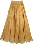 The Golden Porsche Skirt