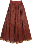 The Crown Of Thorns Long Skirt
