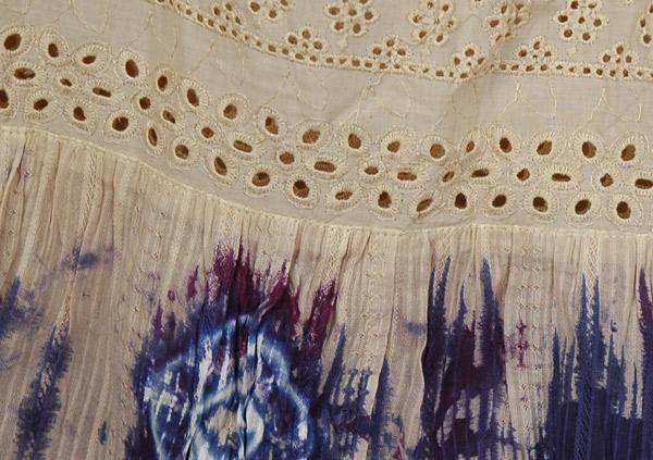 Wine and Finn Tie Dye Skirt