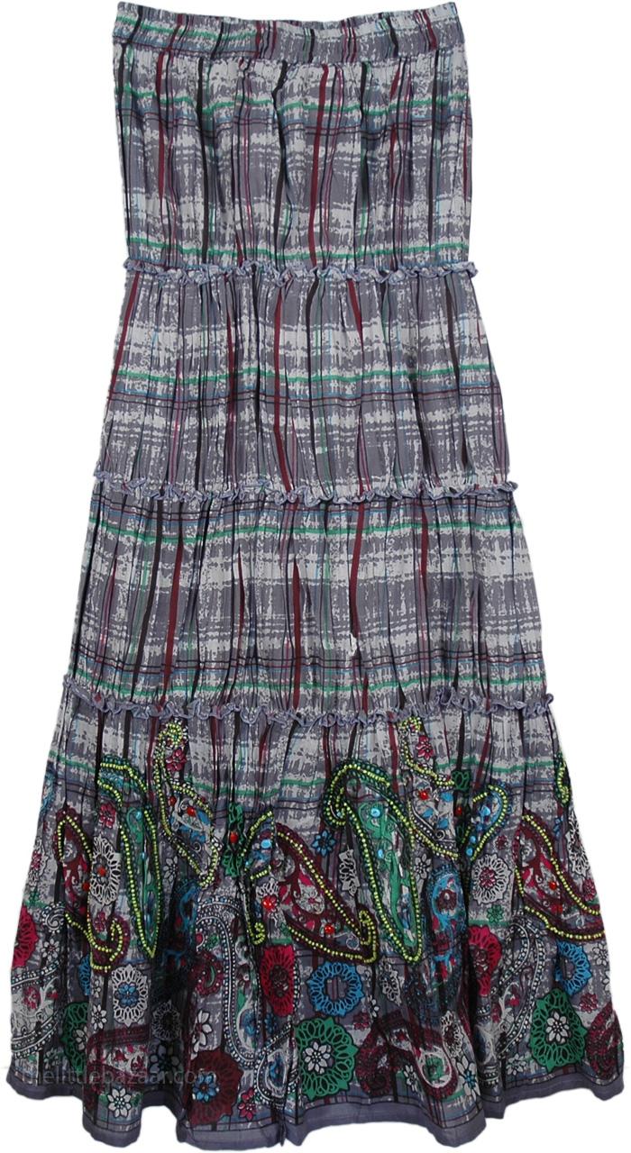 FishTail Tall Slim Skirt, Trout Mermaid Fishtail Skirt