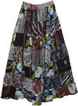Opal Bohemian Summer Long Skirt