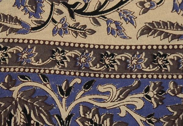 Wilderness Bay Blue Wrap Skirt