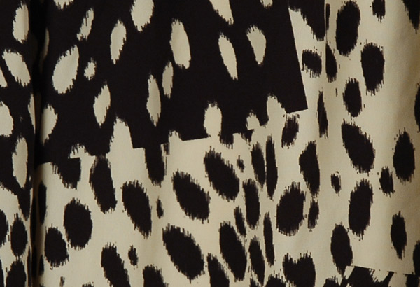 Flirty Animal Print Maxi Skirt
