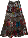 Opal Bohemian Very Long Skirt