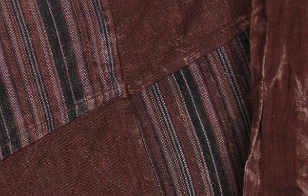 Buccaneer Chocolate Wrap Long Skirt