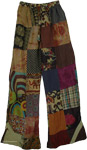 Patchwork Gypsy Trouser