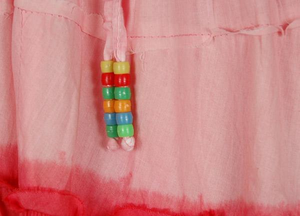 Red Robbin Ombre Frills Long Skirt