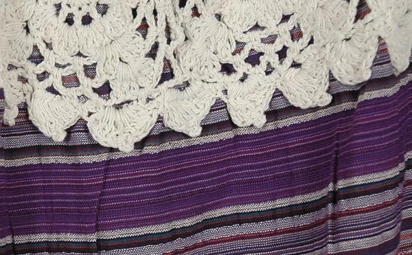 XL Genteel Cotton Skirt