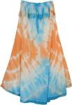 Beach Fashion Tie Dye Fashion Skirt [4012]