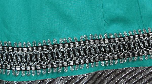Emerald Green Summer Breeze Skirt