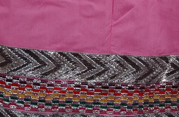 Radiant Orchid Festival Skirt