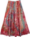 Marbled Cheery Skirt [4116]