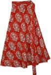 East Meets West Hippie Skirt [4158]