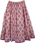Her Majesty Plus Size Summer Skirt