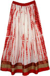 Monarch Traditional Festive Long Skirt
