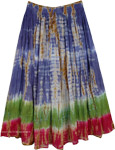 Kimberly Tie Dye Everyday Skirt