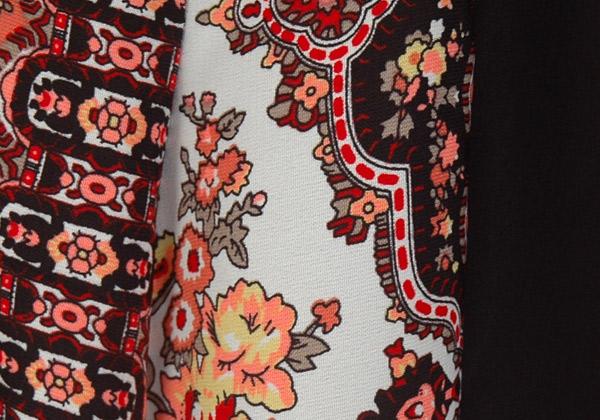 Womens Soft Printed Palazzo Pants