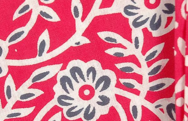 Mandy Pink Womens Wrap Skirt