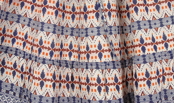 Sumatra Springtime Maxi Skirt