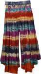 Yoga Cotton Patchwork Pants [4398]