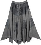 Medieval Scottish Skirt with Embroidery [4589]