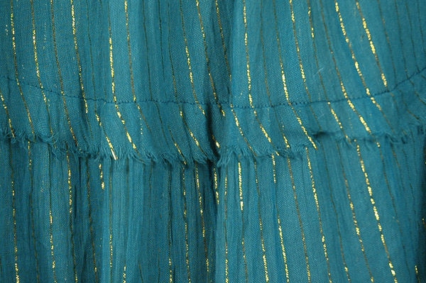 Paradiso Tinsel Cotton Ombre Skirt