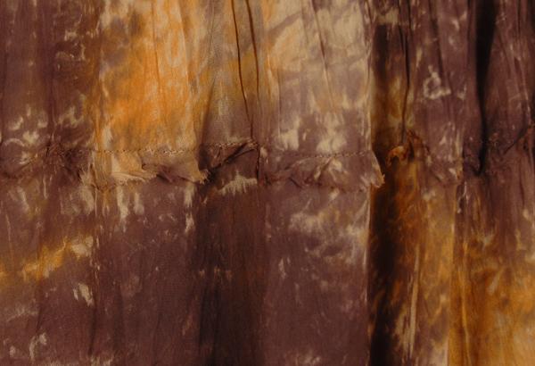 Cowboy Tie Dye Santa Fe Skirt
