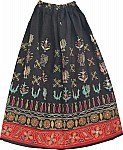 Empress Womens Long Skirt