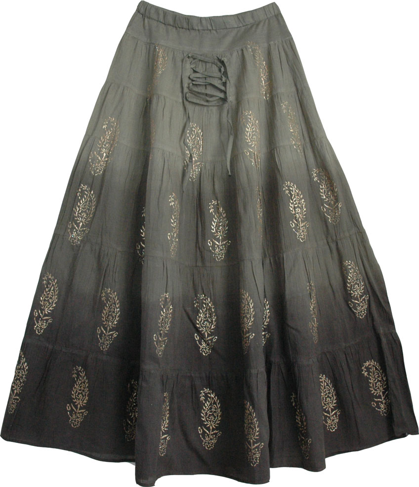 Lastest Long Skirts Of Girls Are Popular Skirt In Summer You