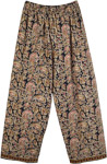 Earthly Paradise Printed Cotton Lounge Pants