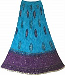 Ethnic Indian Summer Long Skirt