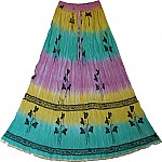 Summer Winds Cotton Skirt