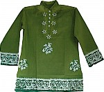 Woodland Women`s Tunic Top