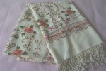 Kashmiri Embroidery Floral Stole