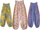 Nathan Trouser with Smocked Waist and Closed Ankle - Assorted Pack Of 3