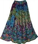 San Juan Summer Long Skirt