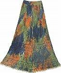 Sultry Summer Hippie Skirt