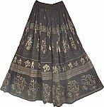 Golden Era Vintage Skirt