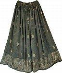 Kokoda Long Womens Skirt