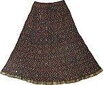 Summer Crinkle Short Skirt