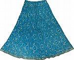 Eastern Summer Short Skirt