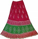 Shiraz Gypsy Summer Skirt