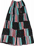 Ethnic Cotton Long Skirt