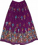Bossanova Brazilian Sequin Skirt