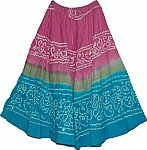Night Shadz Summer Long Skirt